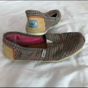 Toms Multicolored Shoes